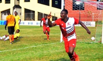 Abia warriors keep clean shit away from home