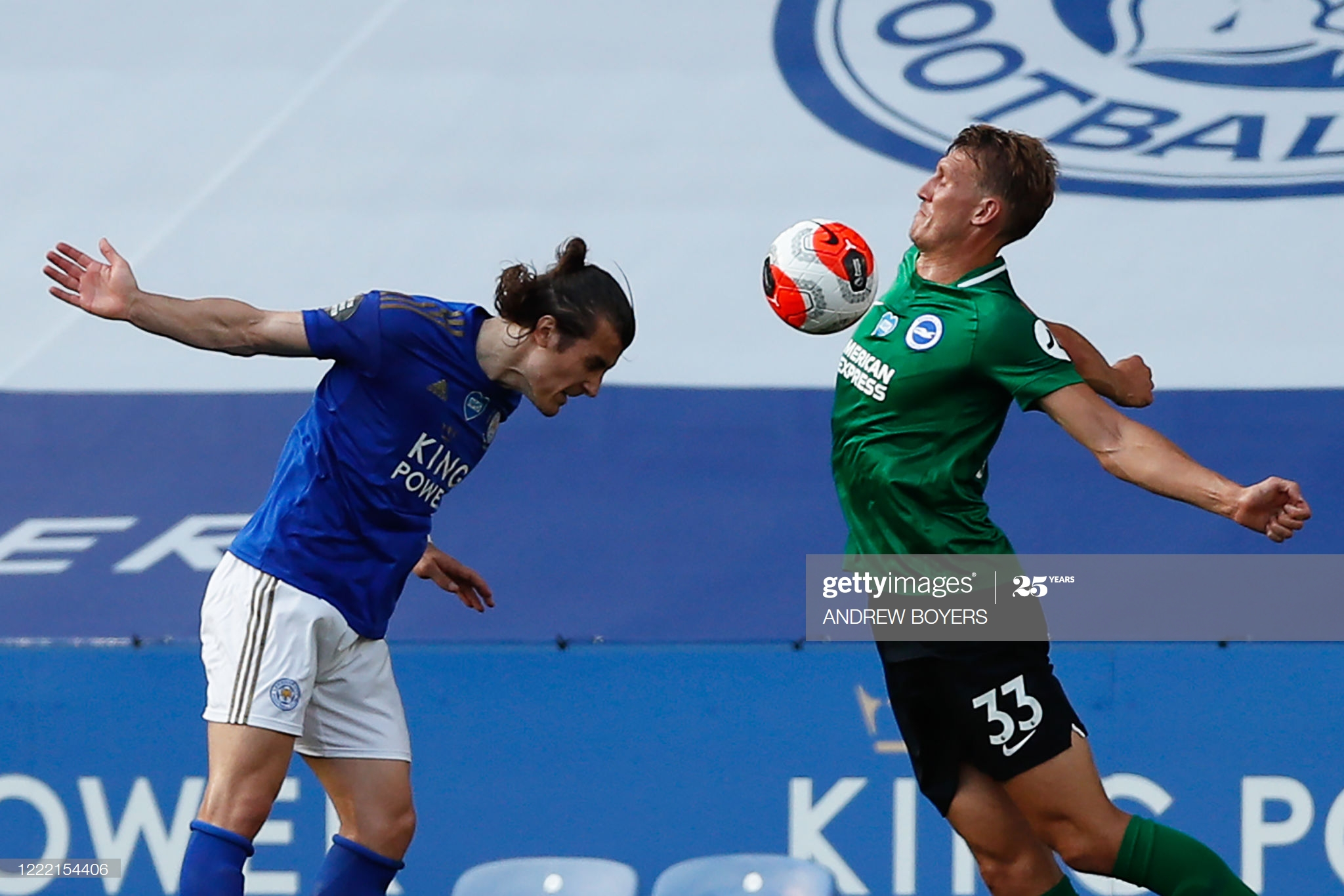 We keep improving Leicester City boss declare after Brighton draw